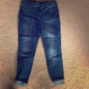 Old navy rock star jeans